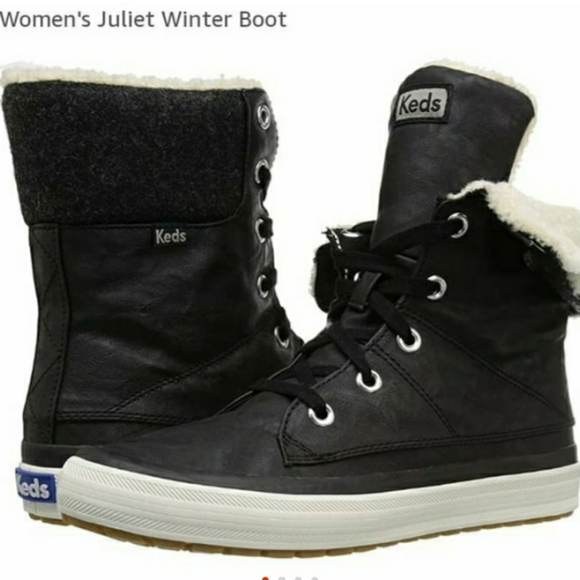 Keds Shoes | New Juliet Sneaker Boots